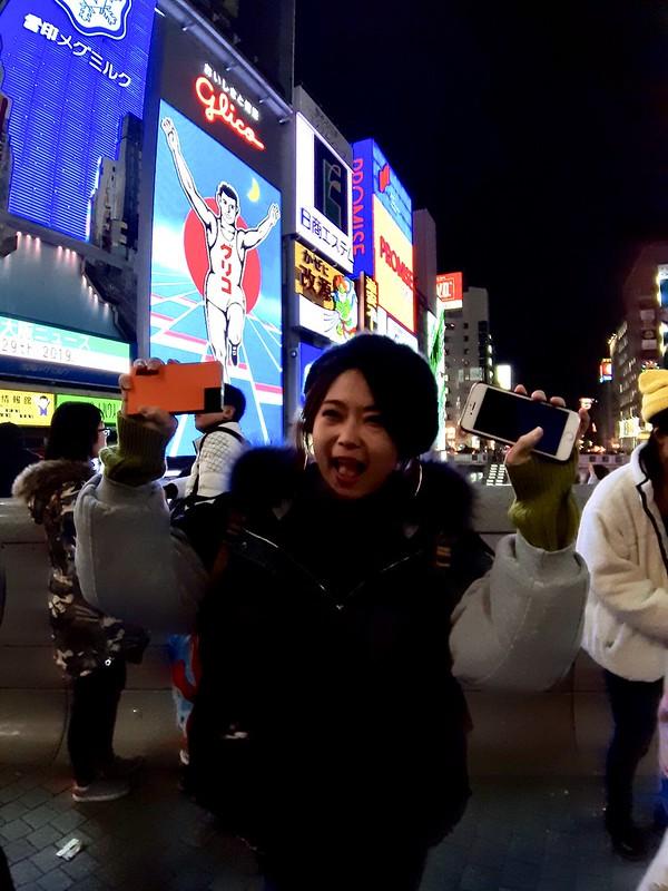 20190222 大阪 道頓崛元祿壽司