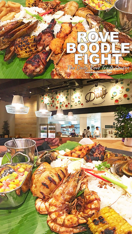 Rove Boodle Fight at The Daily