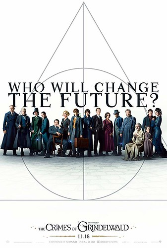 A First Look at Fantastic Beasts: The Crimes of Grindelwald