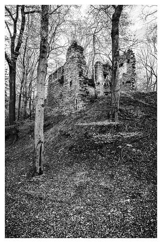 Ruins of Altenstein Castle