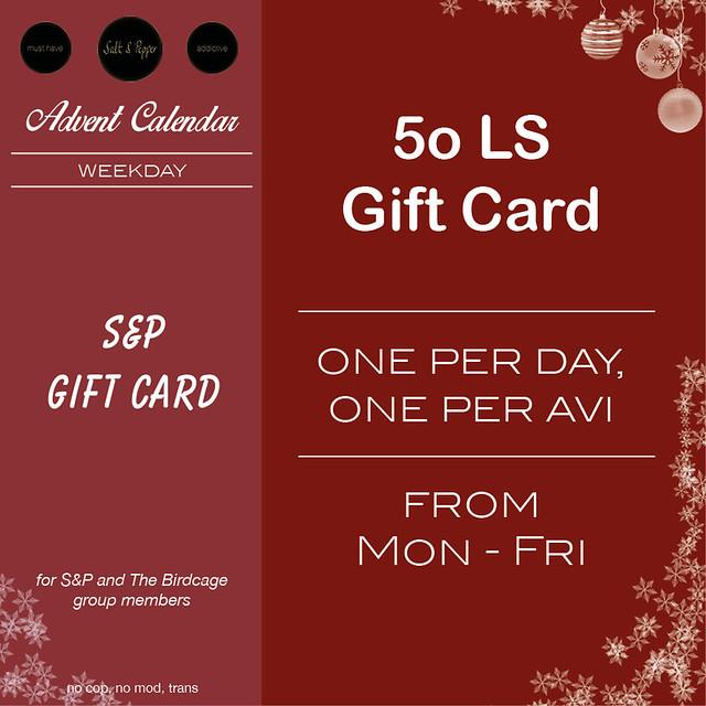 S&P Advent Calendar - Day 3