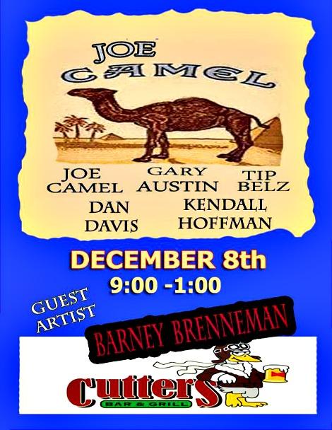 Joe Camel 12-8-18