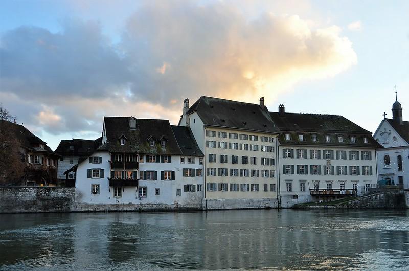 River Aare Wengibruck 11.12 (2)