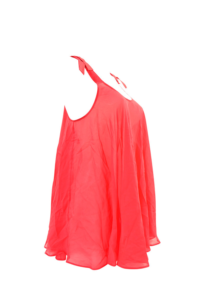 Agent Provocateur Womens Birthday Suit Slip Babydoll Red Size S M
