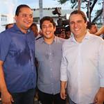 Após reinauguração, Osmar Filho destaca valorização do novo centro da cidade