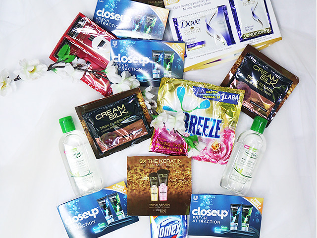 Unilever and Shopee 11 11 sale