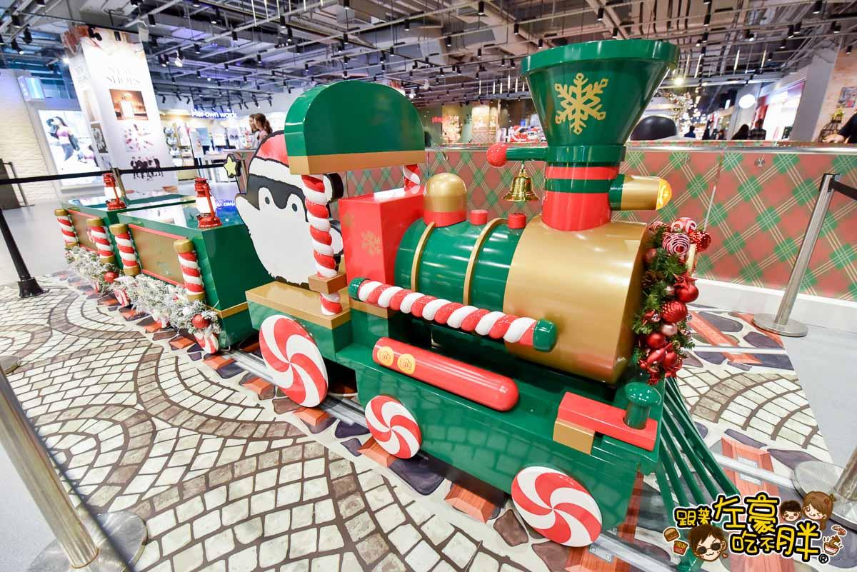 香港聖誕節 尖沙咀海港城聖誕裝飾-39
