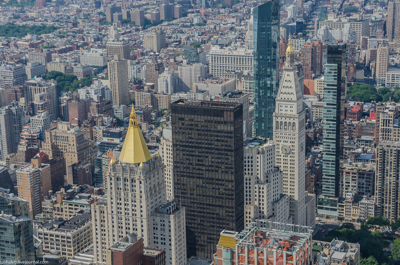Нью-Йорк_Empire State Building-57