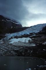 Norwegen 1998 (249) Bøyabreen