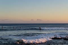 Poipu Beach surfen auf Kauai Hawaii