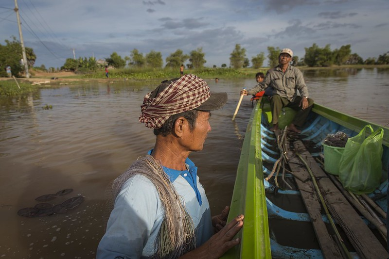 Feed the Future Cambodia - Rice Field Fisheries Phase II.