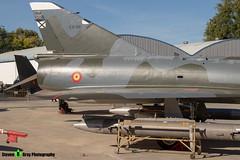 C.11-09-11-09---596---Spanish-Air-Force---Dassault-Mirage-IIIEE---Madrid---181007---Steven-Gray---IMG_1643-watermarked