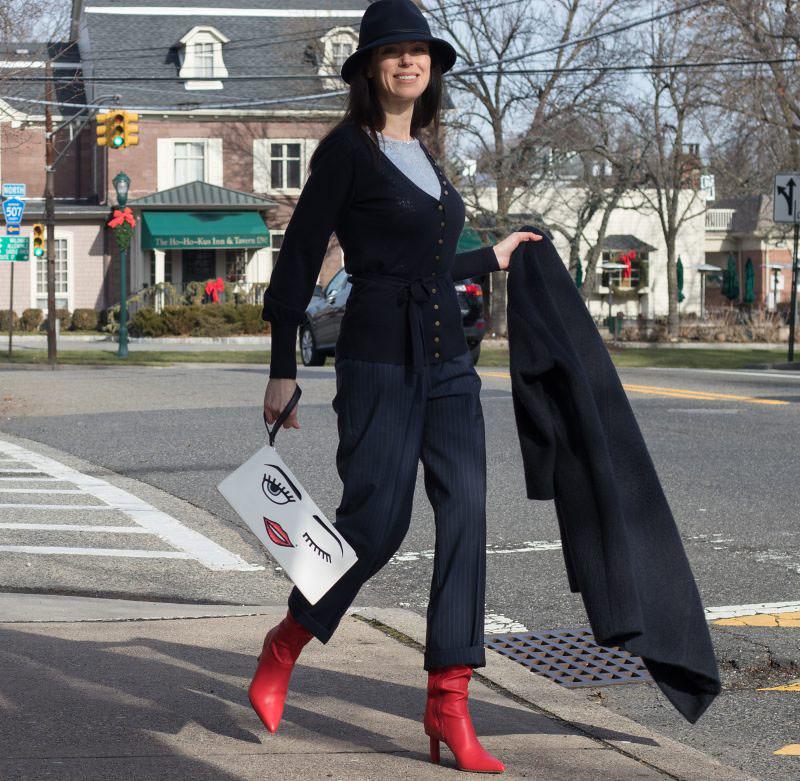 Women Who Wear What They Like - Michelle Tyler