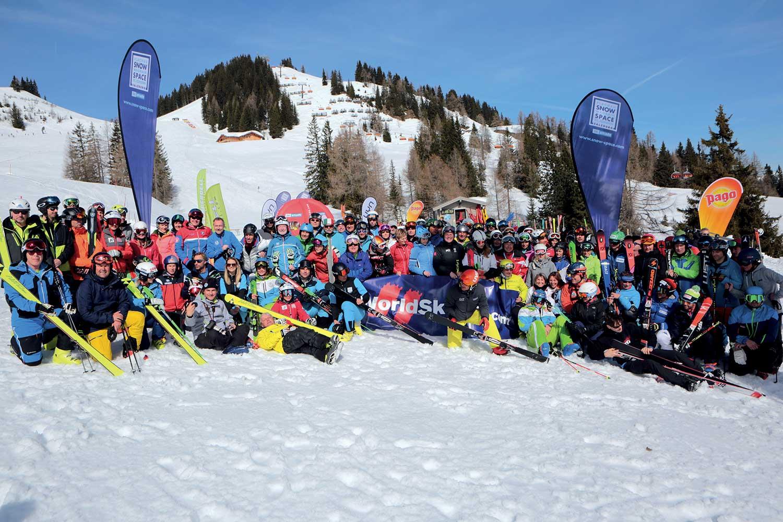 Test lyží World Skitest 2018/19