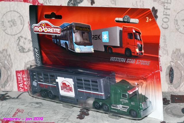 N°614 Western Star 5700XE - animal transport 33065328958_4a1bae6e80_z