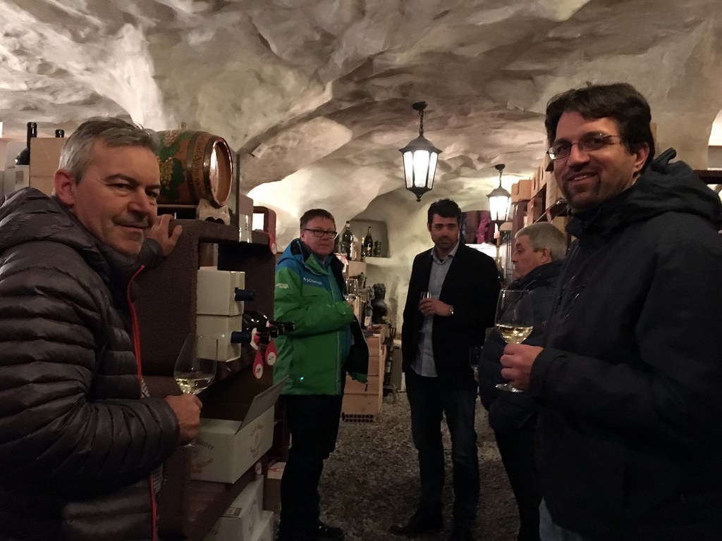 BCZS Clubabend St. Moritz 2018