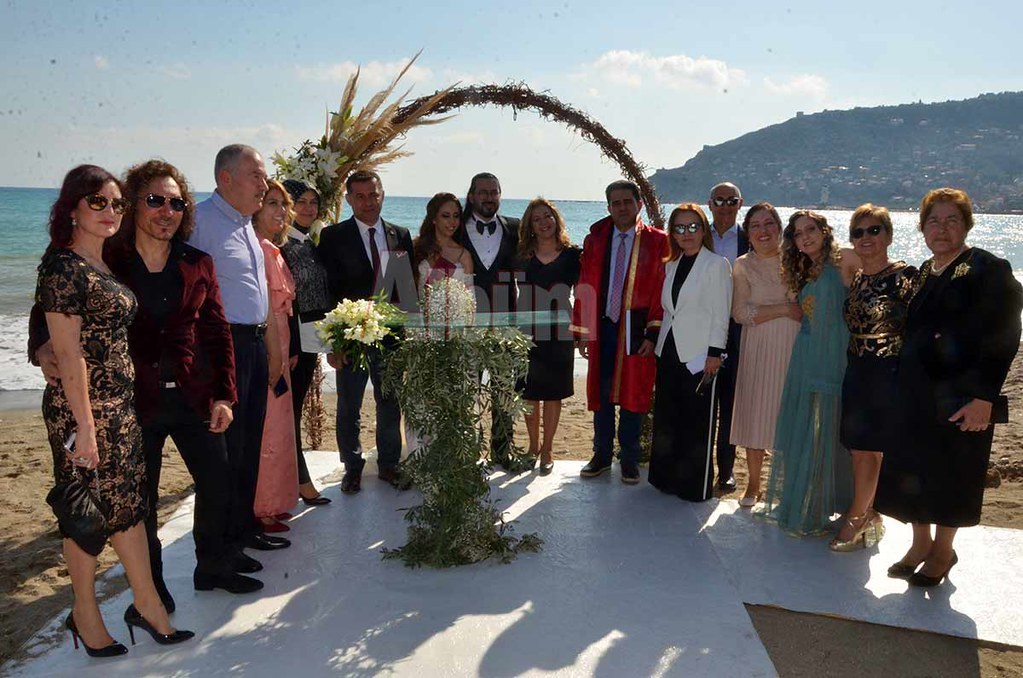 Soul Off Coffee'de neşeli nikah