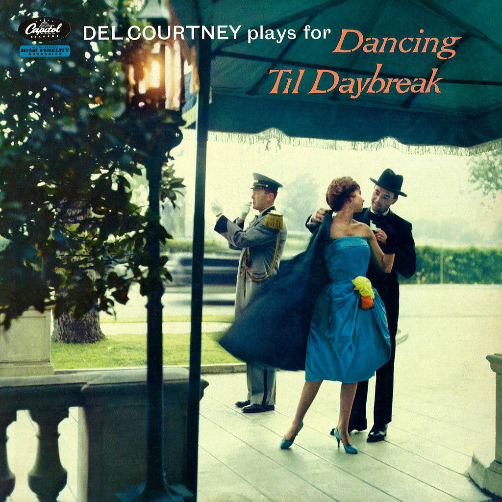Del Courtney - Dancing til Daybreak