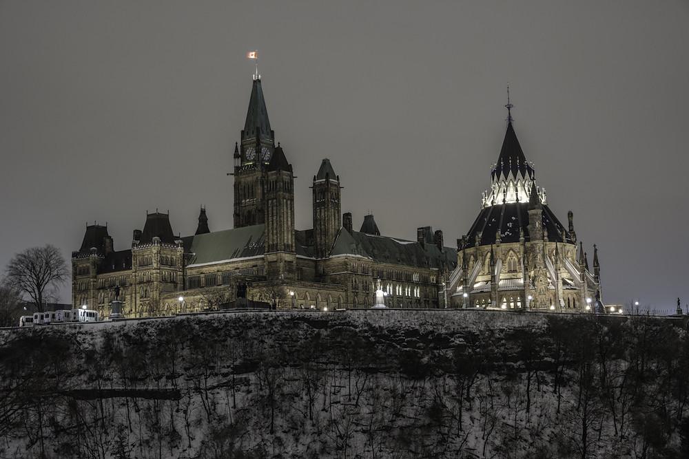 Канада не виновата! (Канада, декабрь 2018 - январь 2019)