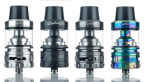 Authentic IJOY Captain Sub Ohm Tank In Stock