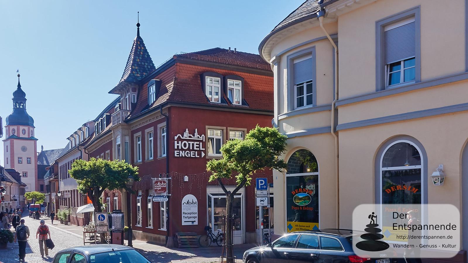 Zum Stadthotel Ettlingen