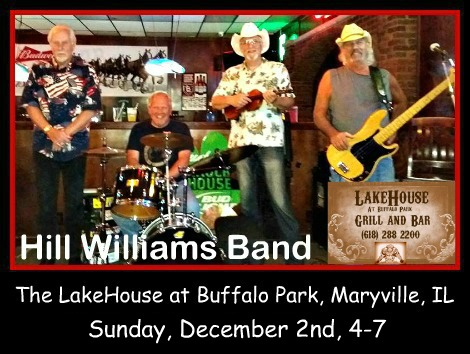 Hill Williams Band 12-2-18
