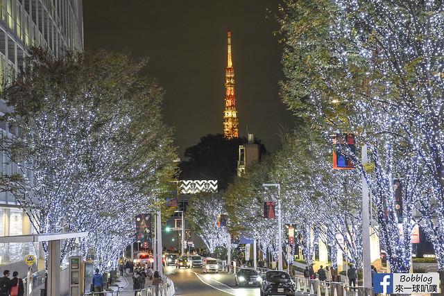 六本木之森聖誕點燈 2018 (Roppongi Hills Christmas 2018)-27