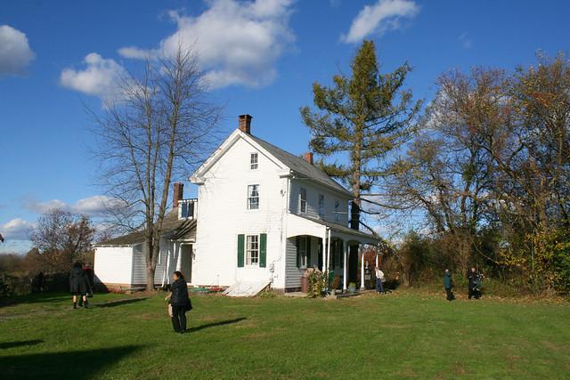 Will's Farmhouse, Canon EOS DIGITAL REBEL XTI, Canon EF-S 18-55mm f/3.5-5.6 IS II