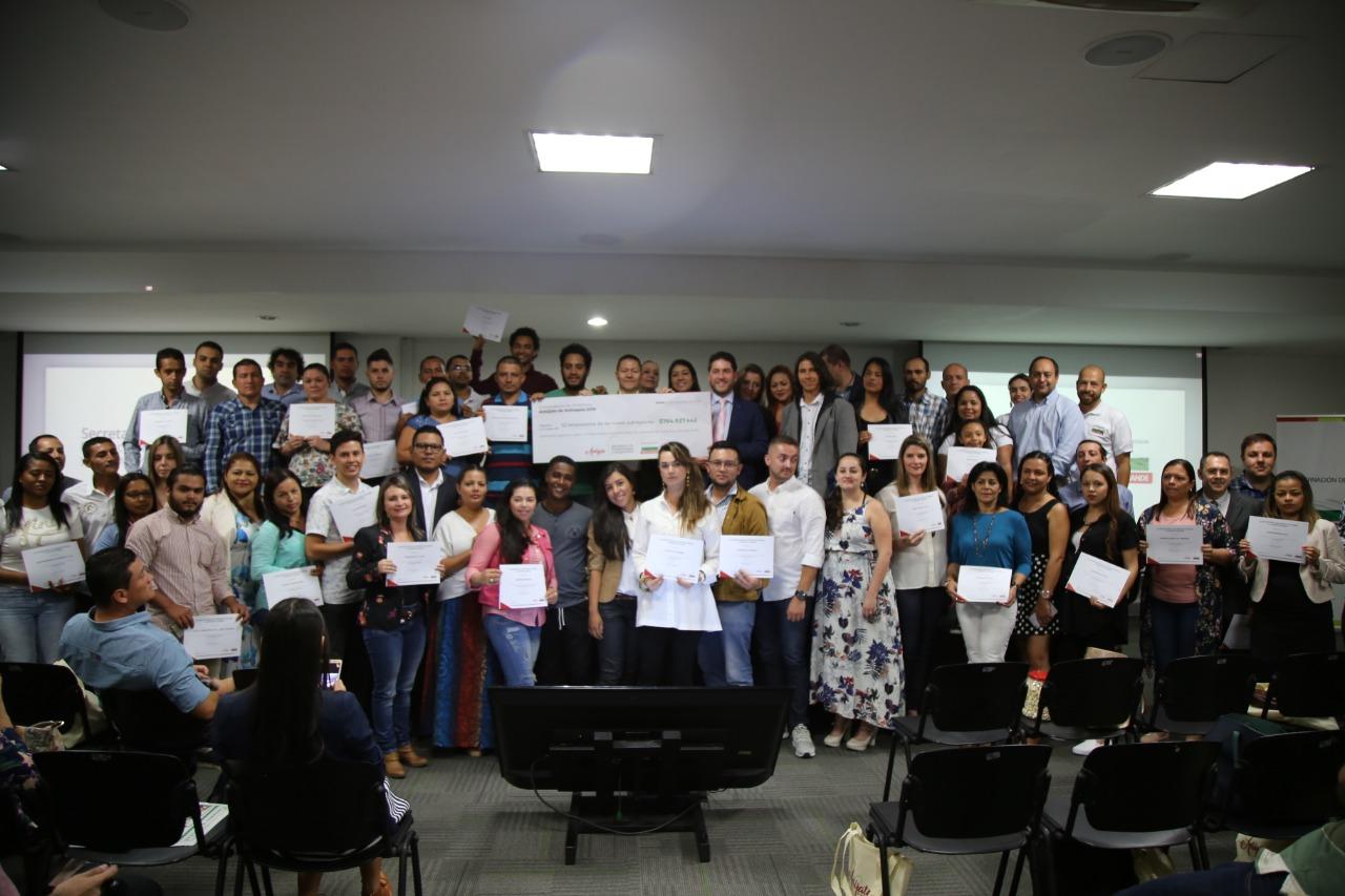 52 ganadores de Antójate de Antioquia
