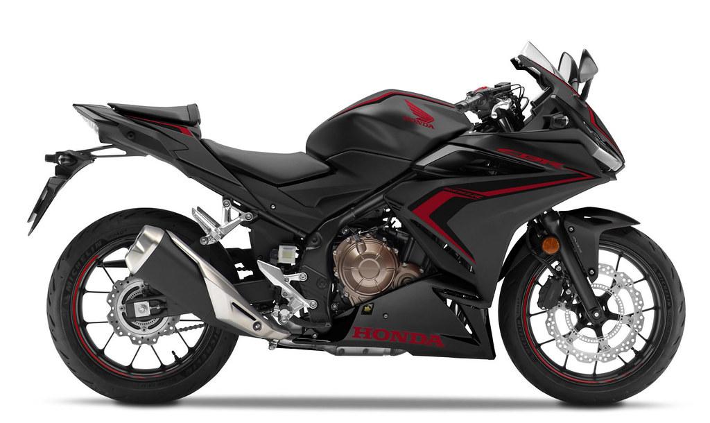 Honda CBR 500 R 2019 - 22