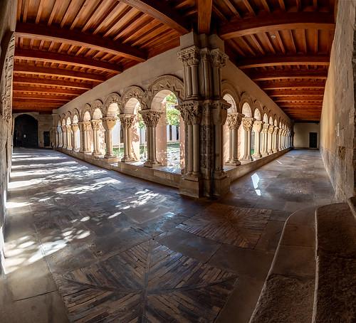 Tudela-Catedral-Claustro