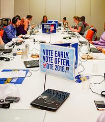 2018.11.05 Get Out The Vote GOTV, Washington, DC USA 07713