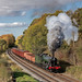 Great Central Railway Kinchley Leicestershire 22nd October 2018