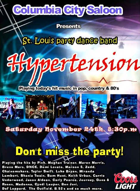Hypertension 11-24-18