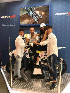 Diana all'Eicma