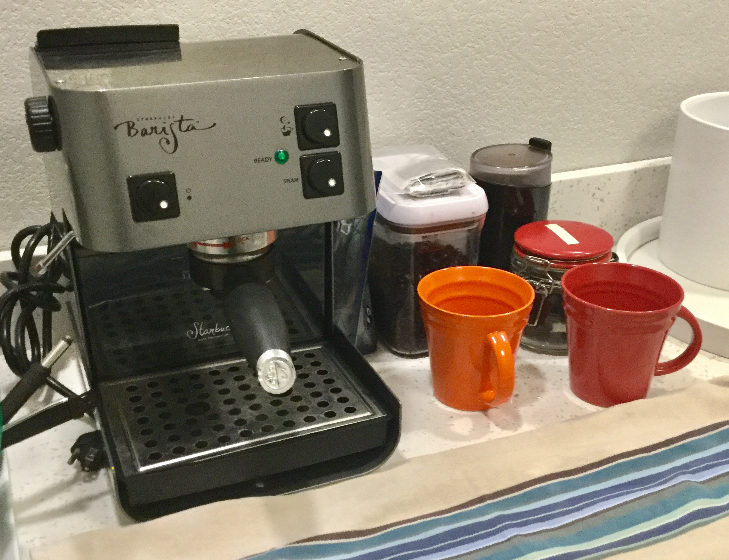 Bring-Your-Own-Espresso