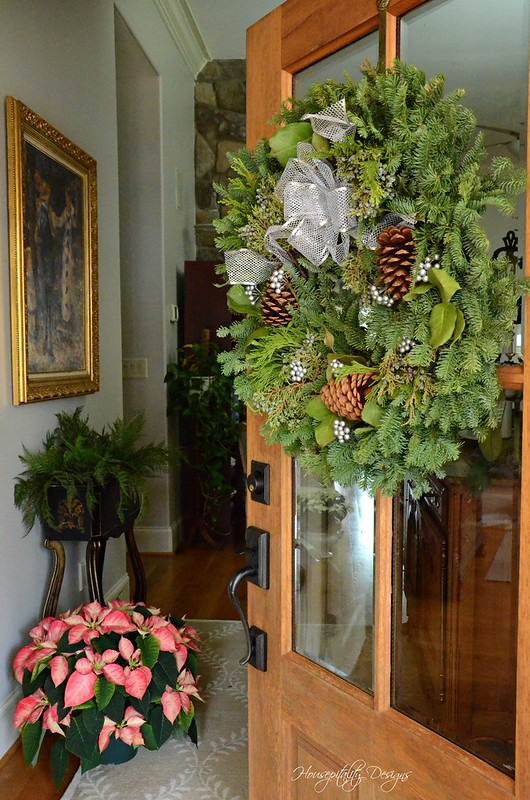 Door Wreath-Housepitality Designs