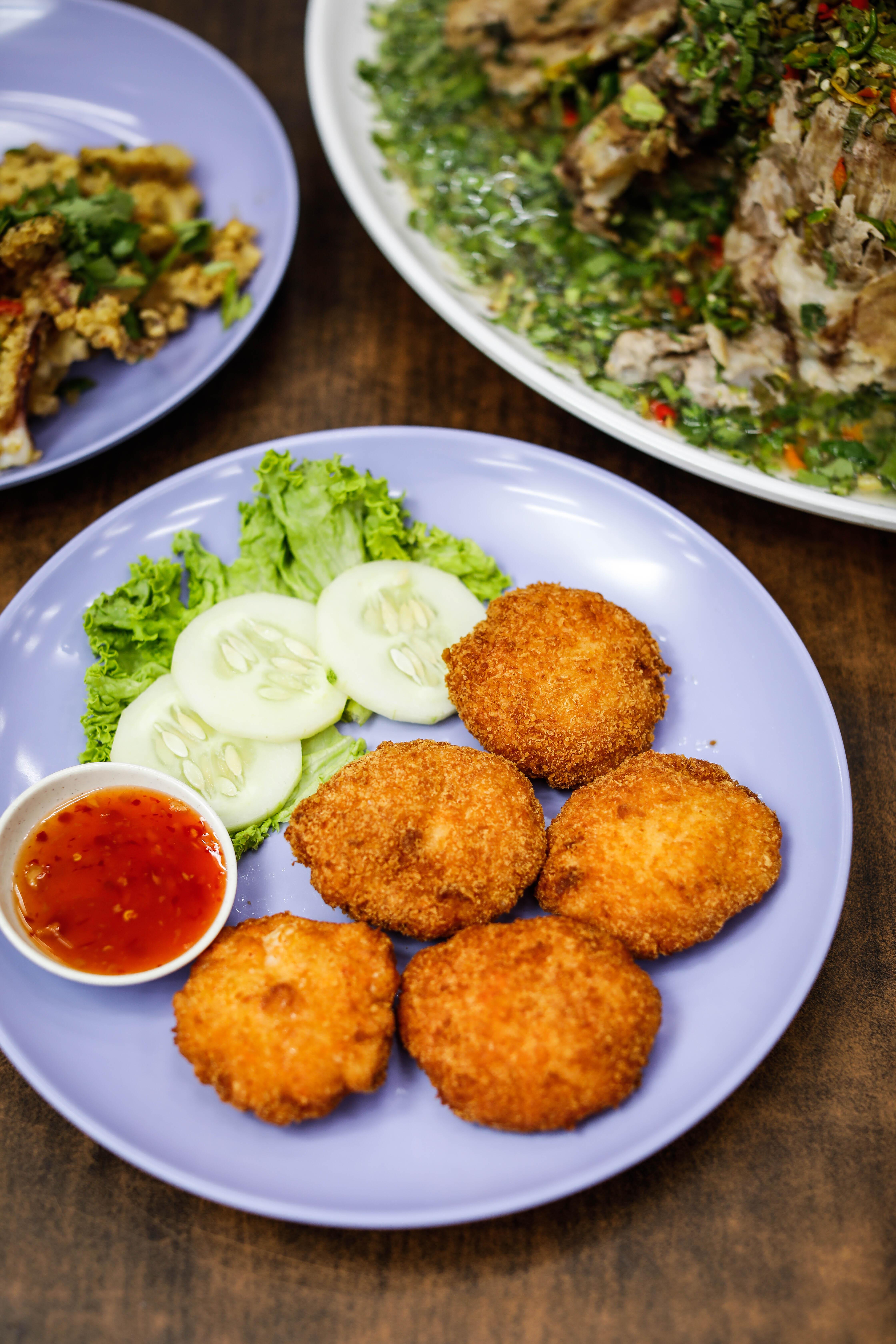 Leng Saap Shrimp