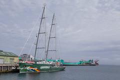 Rainbow Warrior,Greenpeace-Port Lincoln