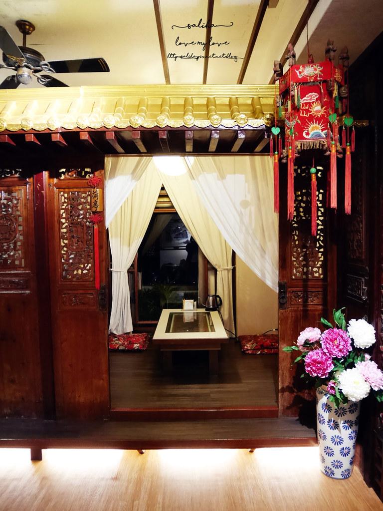 台北夜景景觀餐廳推薦貓空四爺SIHYE氣氛好浪漫聚餐茶香料理合菜 (11)