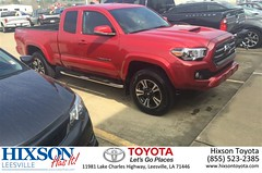 #HappyBirthday to Dennis Dorthy from Justin Brown at Hixson Toyota of Leesville!