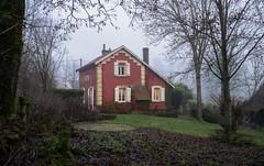 Maison en jardin - Equirre