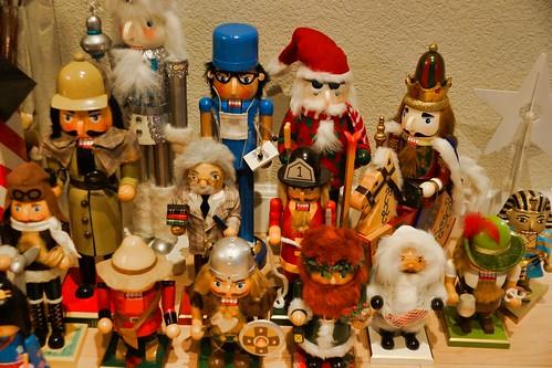 2018-12-20 - Our Christmas Decorations, Set 8, Nutcracker Set 2