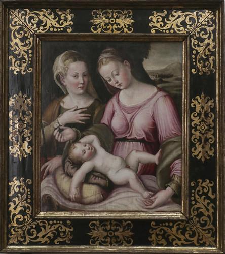 Madonna col Bambino, Benvenuto Tisi detto il Garofalo, Ferrara 1481- 1559
