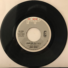 JAMES BROWN:ESCAPE-ISM(RECORD SIDE-B)