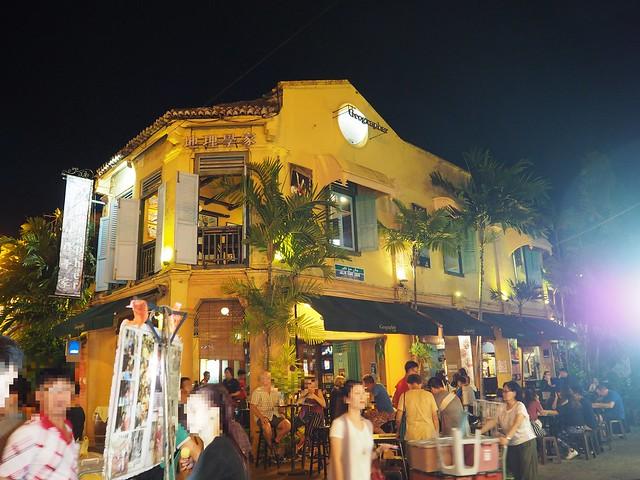PA145164 ジオグラフィーカフェ(Geographer Cafe) malaysia マレーシア マラッカ melaka マラッカカフェ ひめごと