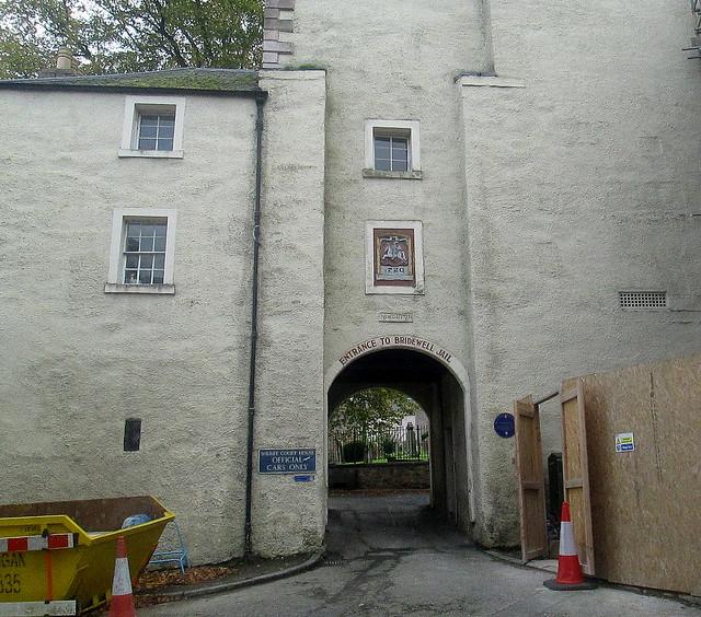 Jedburgh Jail