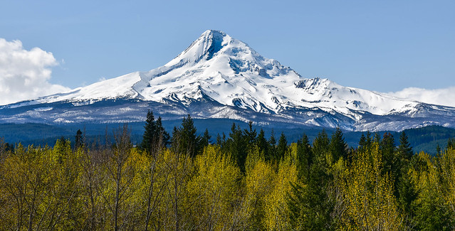 Mount Hood, Oregon