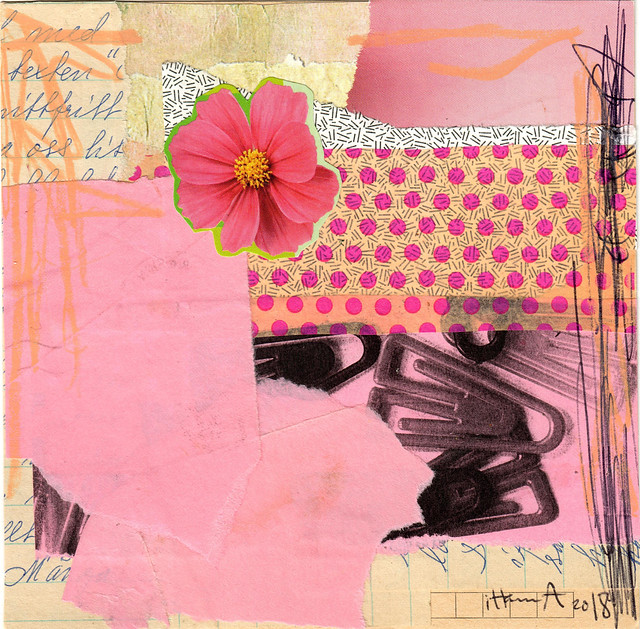 Not in Stone - Collage no 316 by iHanna