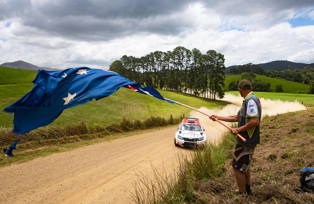 2018 Kennards Hire Rally Australia